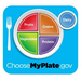 The Center joined forces with MyPlate.gov's nutritional program to help educate about balanced dietary choices!!