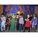 Students from the Bing's Children's Theater Project after their production of Once Upon a Scary Tale Forest.