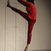 "Christine Bonansea, in Sara Shelton Mann's ""Hybrid 2"", photo by Jennie MaryTai Liu"