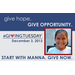 give hope. GIVE OPPORTUNITY. Start with Manna Project!