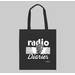 Radio Diaries tote bag