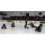 Annual New England Invitational Sled Hockey Tournament
