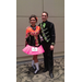 Annie Profeta and Tom Conkey, who will compete as solo dancers at the World Irish Dance Championships