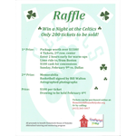 Celtics Raffle  Feb.4th, 2014