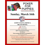 Poker for Puppies
