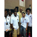 2012 KCEP-FM Bob Bailey High School Interns with Memphis Grizzlies head coach Lionel Hollins