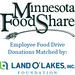 Minnesota FoodShare Land O'Lakes Employee Food Drive