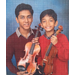 Ratna Raj fundraising for NJYS Playathon 2014 Youth Orchestra Team