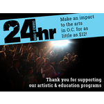 Chance Theater's Chance-a-thon Page