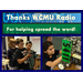 CMU radio has a great interview with our Media Team mentor and a lot of people in Petoskey heard it!