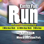 Easter Fun Run 2014