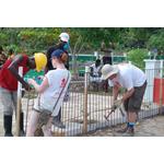 Sharm Sirju April 2014 Volunteer Program