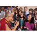 The Ethics Center invited His Holiness the Dalai Lama to Santa Clara University this past February