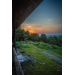 Sivananda Yoga Ranch overlooking at the Catskills Mountains