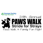 24th Annual PAWS WALK - Stride for Strays!