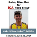 360 Financial - 2014 Lake Minnetonka Triathlon - ICA Food Shelf Fundraiser