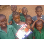 500 Schoolbags for Sierra Leone