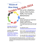 2014 - Strides for Kids