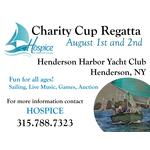 Hospice Charity Cup Regatta 2014