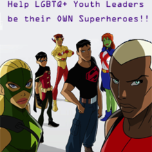 Queer and Trans* Youth Leadership Program