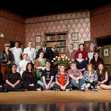 Friends of the IRONDALE DRAMA DEPARTMENT - 2014