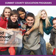 Planned Parenthood Association of Utah – Education Services in Summit County