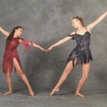 Taylor and Tori 2015 Dance Fund