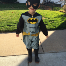 Alex's fundraising page for the Walk For Talk / Super HEAR-O 5K 2015