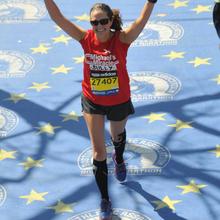 2015 Boston Marathon for The Hopkinton Respite Center