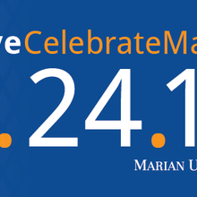 Give Celebrate Marian 2015