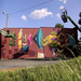 Interesni Kazki: Artists from the Ukraine paint East Atlanta Village