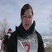 Elli Ochowicz '02 -- three time Olympian speed skater