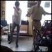 Peace House gets Dance Lessons!