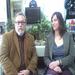 "Executive Director Neil Donovan and Development Director Meg Hustings announce ""Crisis Hidden in Plain View"""