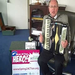 A thank you song from ACT Executive Director John Porter & his accordion!