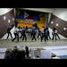 Students in the Philippines showcase the group choreography they created