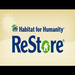 Recycle your building materials, appliances, and household fixtures with the ReStore