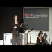 ECT Executive Director Priscilla Kane Hellweg delivers her TEDtalk on The Moment of Inspiration at TEDx Pioneer Valley.