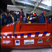Forerunning the FIBT 2005 Event with Para Driver Aron and Amputee Brakeman Matt
