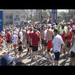 My Boston Marathon Start, skip to the 56 second mark!