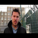 British Presenter Rick Edwards talks about Kick4Life's work