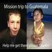 Caleb Monk's Nov 2013 Mission Trip to Guatemala