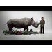 Jackie Chan and Spike the Rhino Team Up Against Poachers