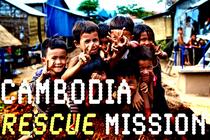 Cambodia Rescue Mission banner