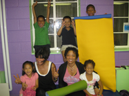Yogis for Kids banner