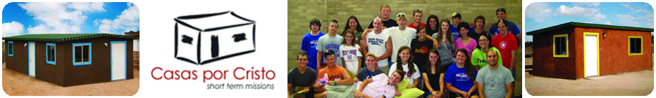 Wesley Youth/College December Mission Trip banner