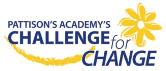 Pattison's Academy's Challenge for Change banner