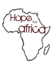 Hope for Africa banner