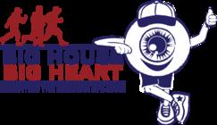 2011 Michigan Eye-Bank Big House Big Heart banner