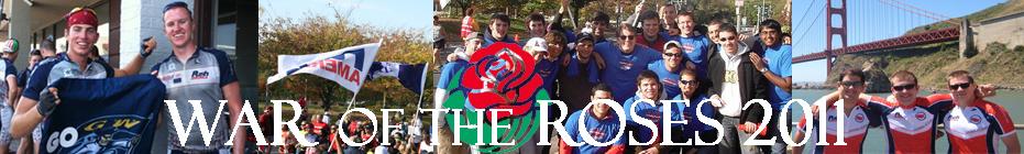 Pi Kappa Phi War of the Roses 2011 banner